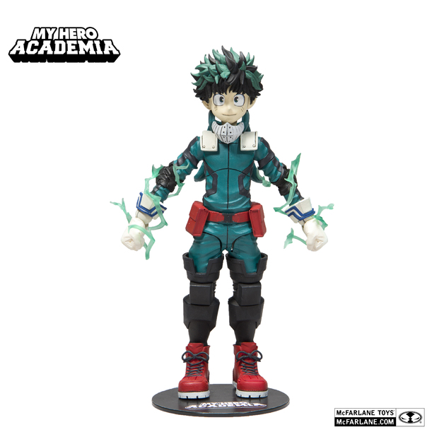 "My Hero Academia: Izuku Midoriya - 7"" Articulated Figure"