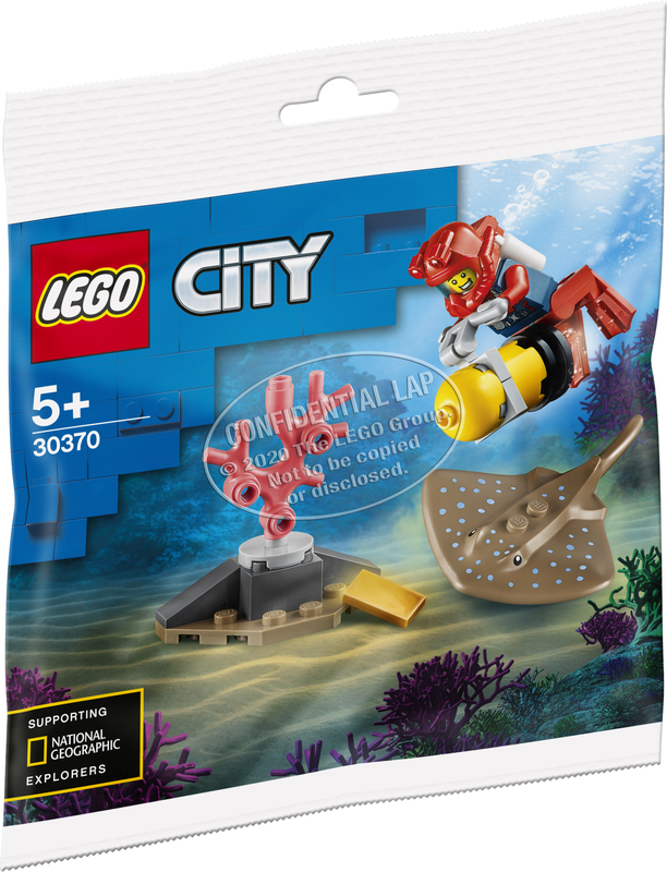 Lego: City Ocean