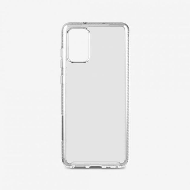 Tech21: Antimicrobial BioShield   Pure Clear for Samsung Galaxy S20+ - Clear
