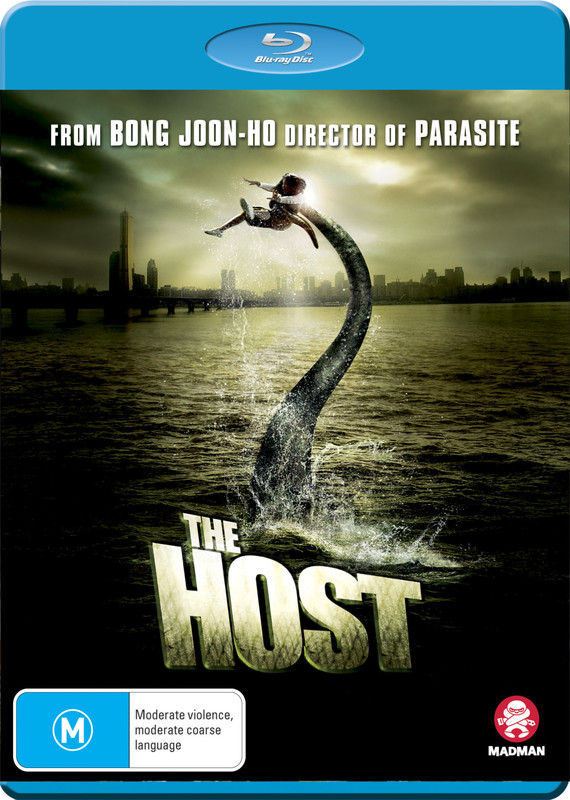 The Host on Blu-ray