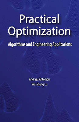 Practical Optimization by Andreas Antoniou image
