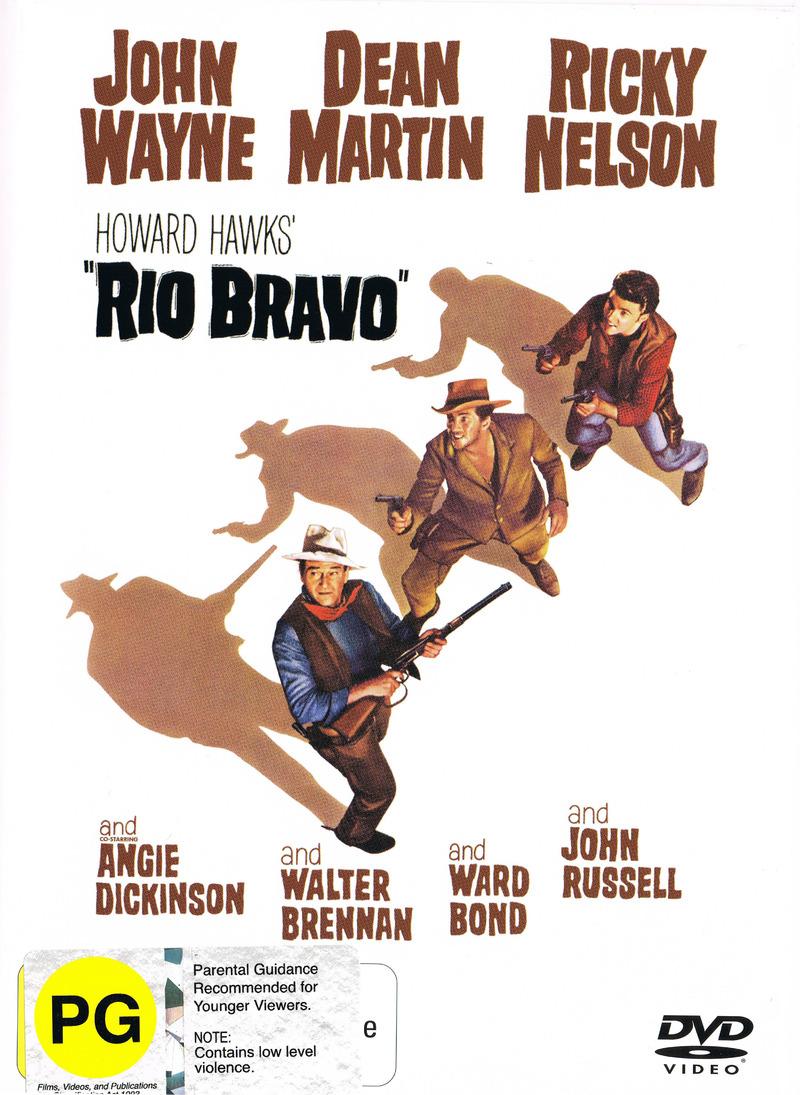 Rio Bravo on DVD image