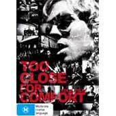 Darren Hayes - Too Close For Comfort: Tour Film on DVD
