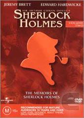 Sherlock Holmes - Vol 2 on DVD