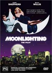 Moonlighting - The Pilot on DVD