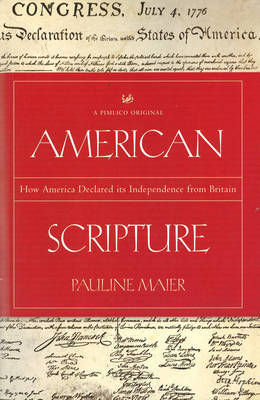 American Scripture by Pauline Maier image