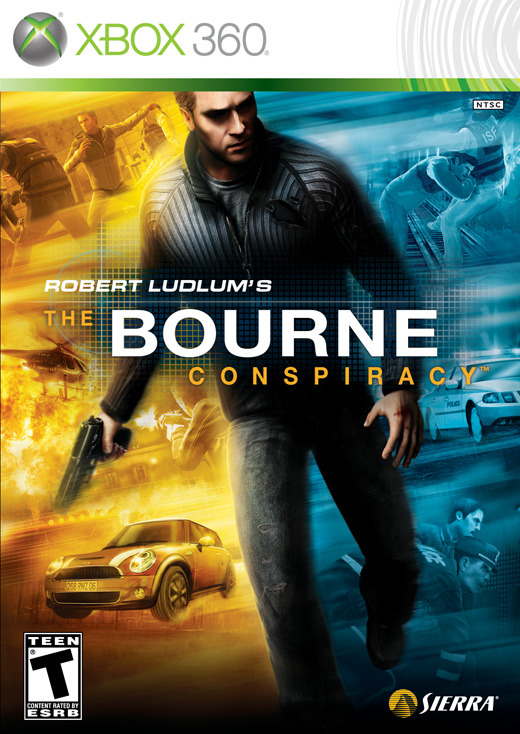 The Bourne Conspiracy for X360