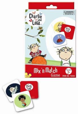 Mix 'n Match Game by Lauren Child