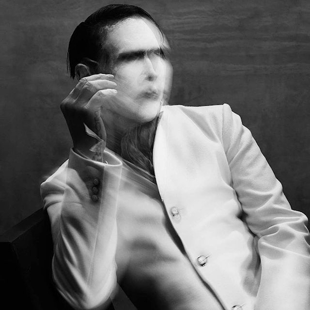 The Pale Emperor (Deluxe) by Marilyn Manson image