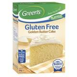 Green's Gluten Free Golden Butter Cake Mix (470g)