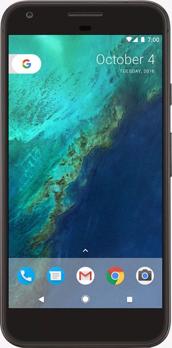 Google Pixel XL 32GB - Quite Black