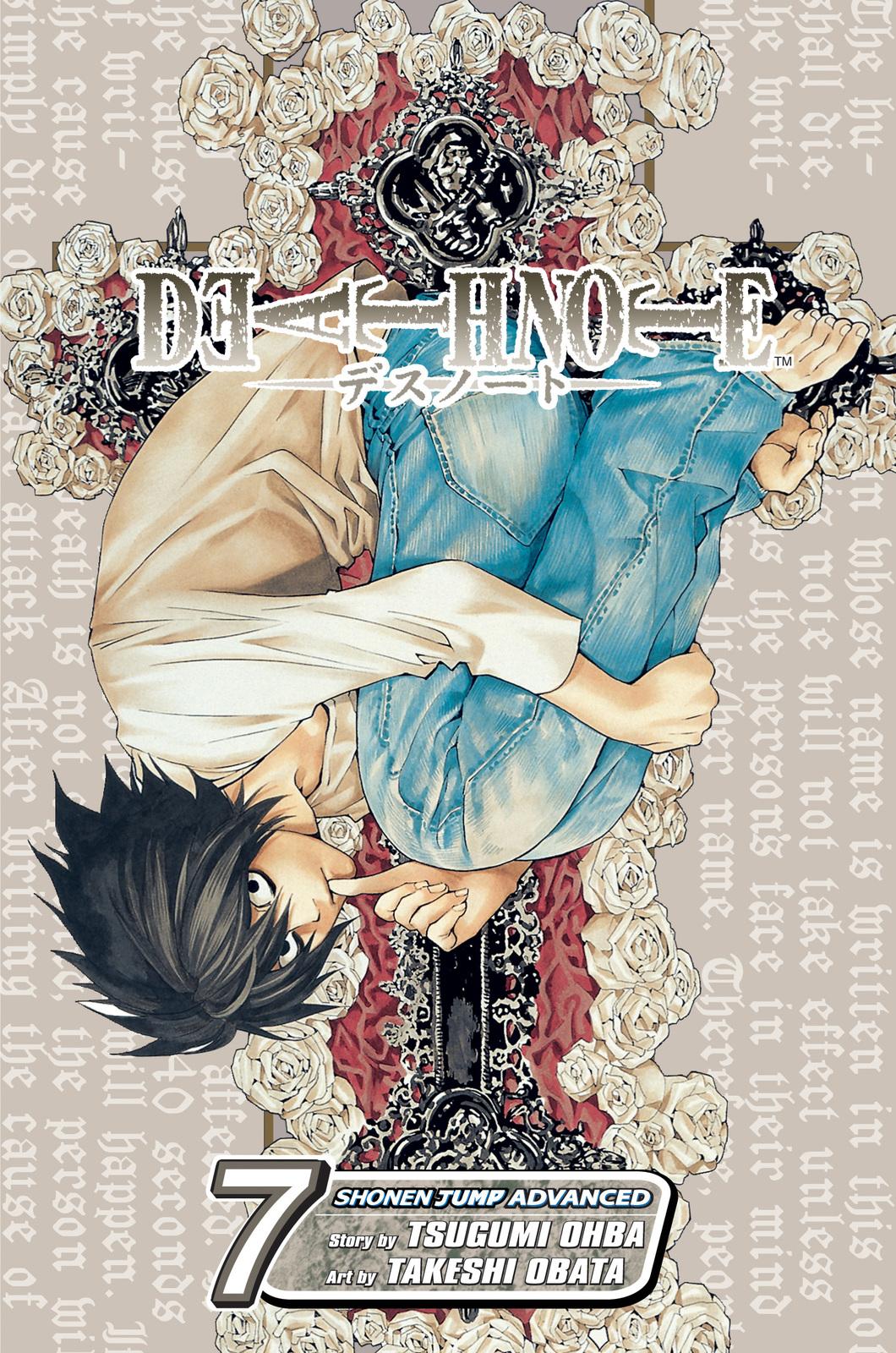Death Note, Vol. 7 by Tsugumi Ohba image