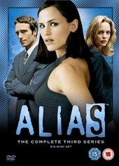 Alias - Complete Season 3 (6 Disc Slimline Set) on DVD