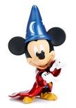 """Jada Metals: Fantasia Sorcerer Mickey – 6"""" Die-Cast Figure"""