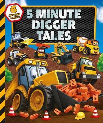 5 Minute Digger Tales by Igloobooks