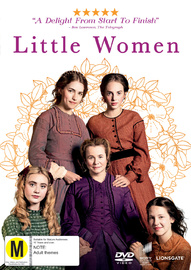 Little Women on DVD