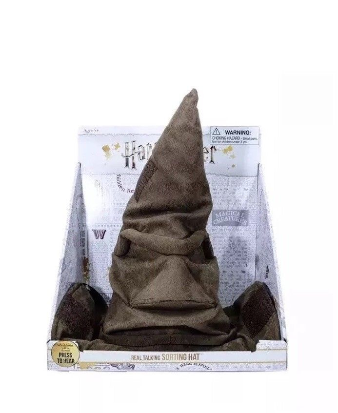 Harry Potter: Animatronic Sorting Hat image