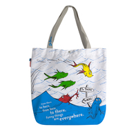Tote Bag One Fish Two Fish (Emotive)
