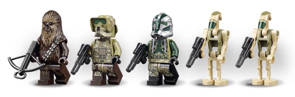 LEGO Star Wars: AT-AP Walker (75234) image