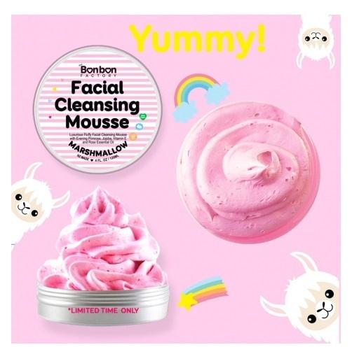 The Bonbon Factory - Marshmallow Facial Mousse (120ml) image