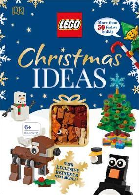 LEGO Christmas Ideas by DK image