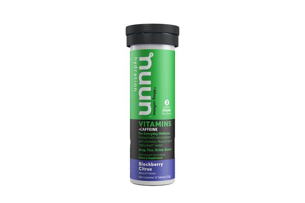 Nuun Vitamin Tablets - Blackberry Citrus w Caffeine