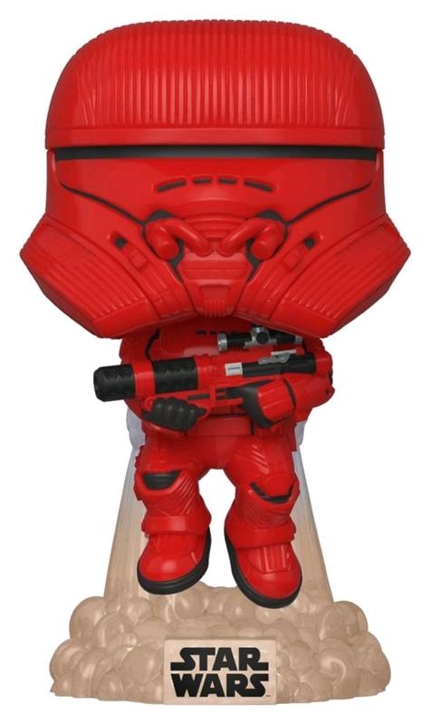 Star Wars: Sith Jet Trooper - Pop! Vinyl Figure