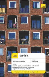 Teach Yourself Danish by Bente Elsworth image