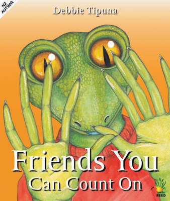 Friends You Can Count On by Debbie Tipuna image