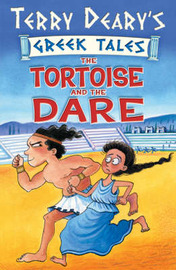 The Tortoise and the Dare: Bk. 2 by Terry Deary image