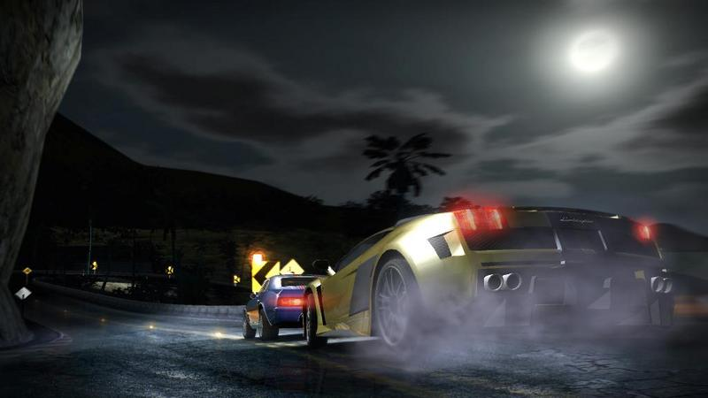 Need for Speed Carbon for PlayStation 2 image