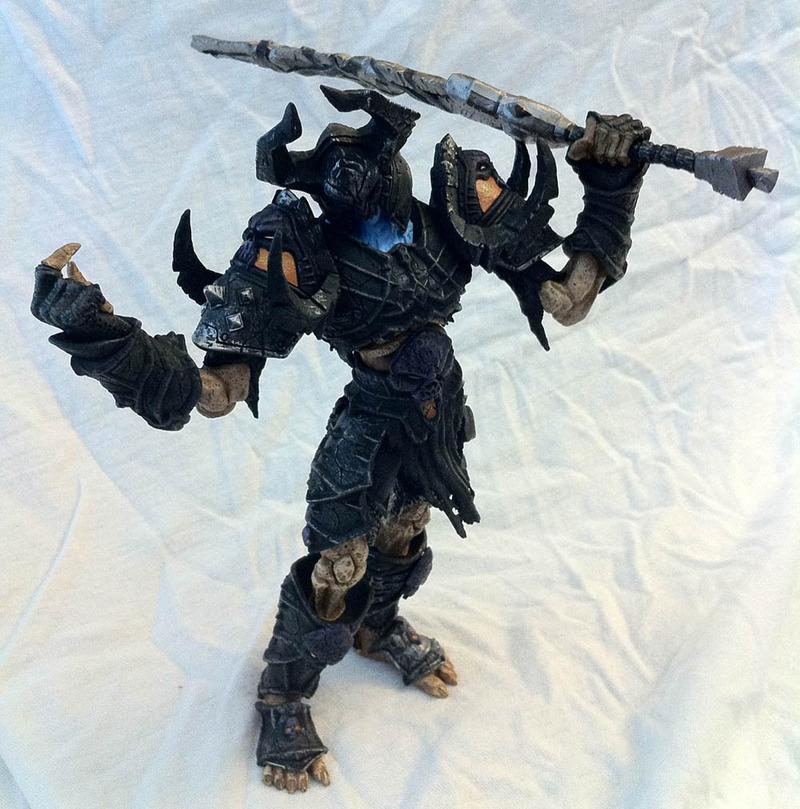 Craft The Black Knight