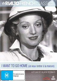 I Want to Go Home on DVD image