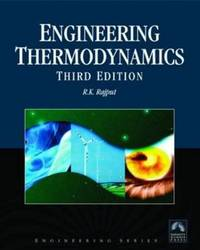 Engineering Thermodynamics: A Computer Approach: SI Units Version by R.K. Rajput image