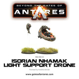 Beyond the Gates of Antares:Isorian Nhamak light support drone