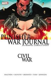 Civil War: Punisher War Journal (new Printing) by Matt Fraction