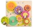 Le Toy Van: Gears & Cogs Busy Bee