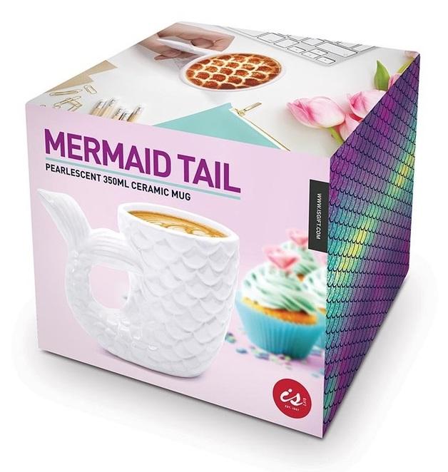 Mermaid Tail - Novelty Mug