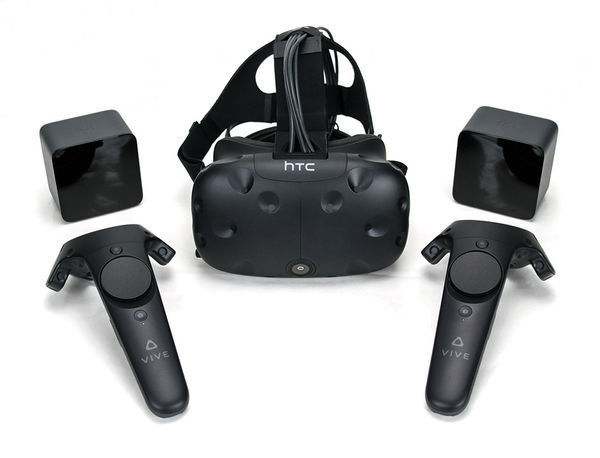 HTC VIVE Business Edition Virtual Reality Headset