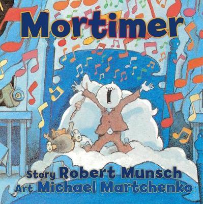 Mortimer by Robert Munsch image