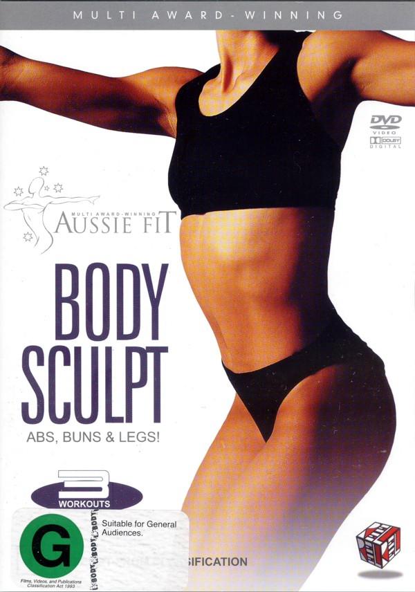 Aussie Fit - Body Sculpt on DVD image
