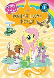 Ponies Love Pets! by Emily C Hughes