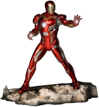 Marvel: Iron Man (Mark XLV) - Vignette Model Kit