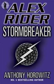 Stormbreaker by Anthony Horowitz image