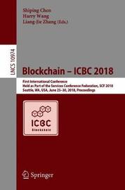 Blockchain - ICBC 2018 image
