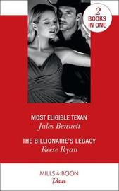 Most Eligible Texan by Jules Bennett