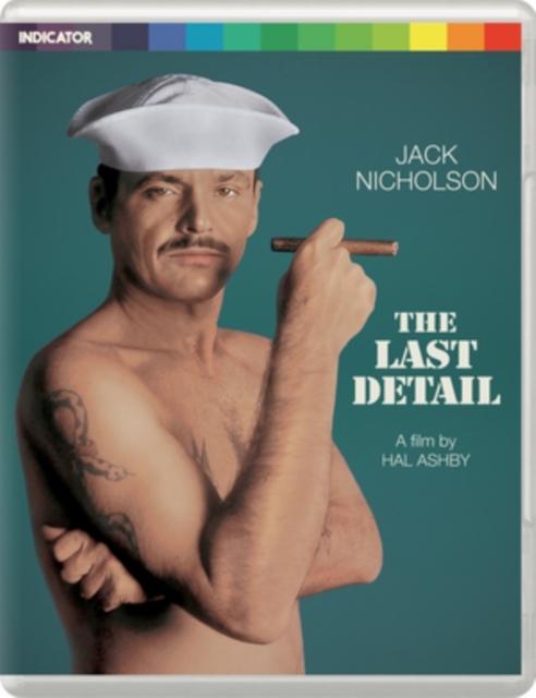 Last Detail on DVD, Blu-ray