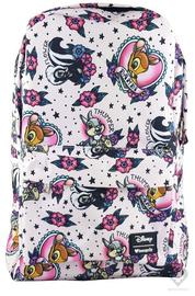 Loungefly: Bambi - Bambi and Thumper Tattoo Print Backpack