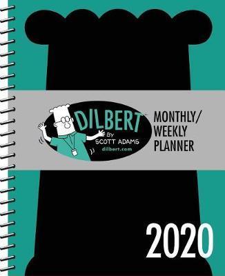 Dilbert 2020 Monthly/Weekly Planner Calendar by Scott Adams