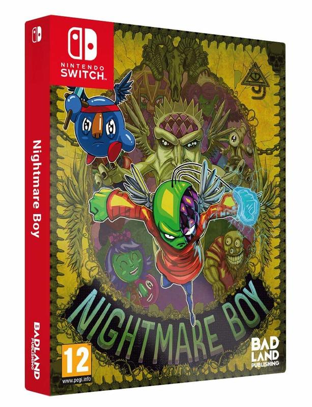 Nightmare Boy Special Edition for Switch